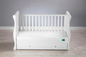 "East Coast Foam ""Cot Bed"" Mattress with Washable Cover"