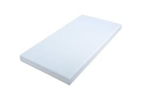"East Coast Foam Space Saving ""Cot"" Mattress with wipe clean cover"