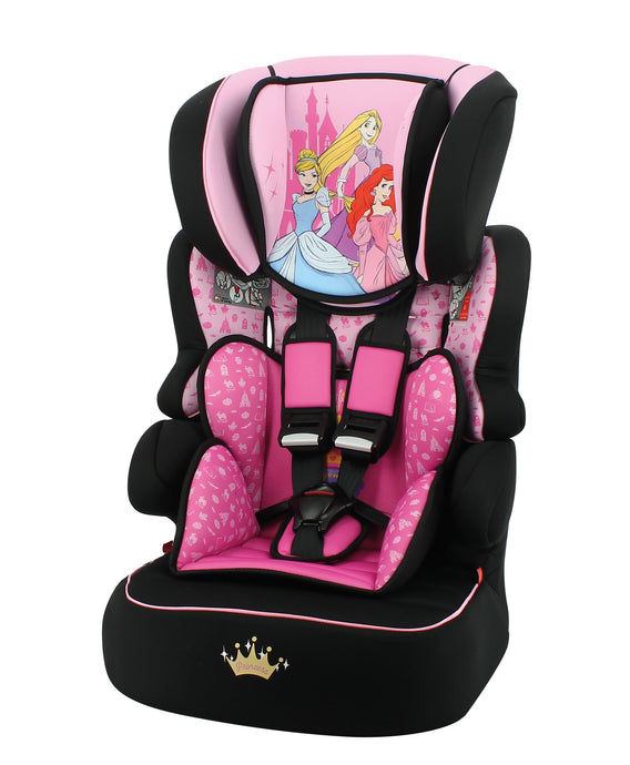 Nania Beline SP Luxe Disney Princess Group 123 Car Seat