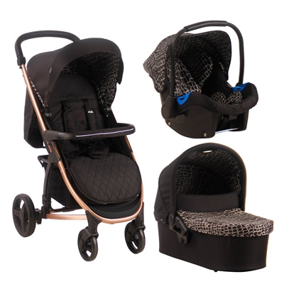 Dreamiie Samantha Faiers MB200+ Alligator Print Travel System
