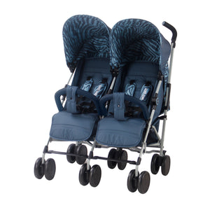 "AM-PM Tiger ""Chelsea"" Twin Stroller MB22"