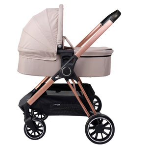 "AM to PM by Christina Milian - Nude ""Victoria"" Travel System MB250"