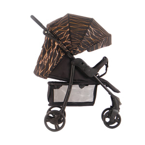 My Babiie MB30 Rose Gold Black Pushchair and Car Seat
