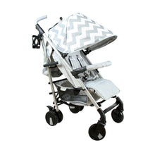 My Babiie Billie Faiers MB51 Stroller - Grey Chevron