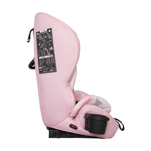 My Babiie Katie Piper Group 123 Pink Butterflies Isofix Car Seat