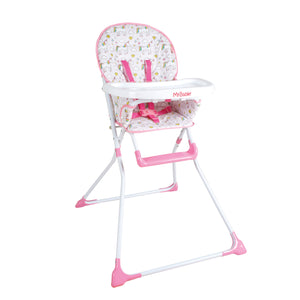 My Babiie Compact Highchair - Unicorn