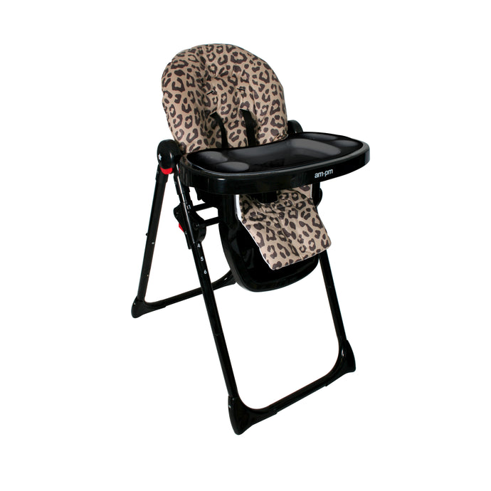 Christina Milian AMPM Leopard Premium Highchair