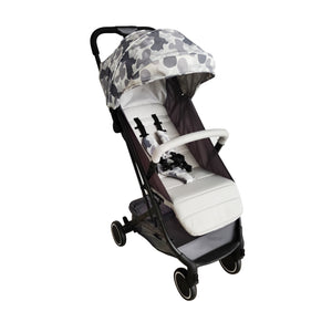 AM to PM Christina Milian MBX1 Grey Camo Compact Stroller