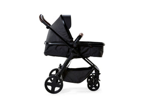 Baby Elegance Venti 2 in 1 Pushchair - Black
