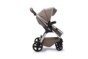 Baby Elegance Venti Travel System and Rain Cover - Coffee