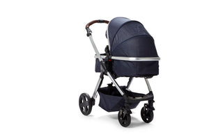 Baby Elegance Venti 2 in 1 Pushchair - Navy