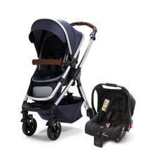Baby Elegance Venti Travel System and Rain Cover - Navy