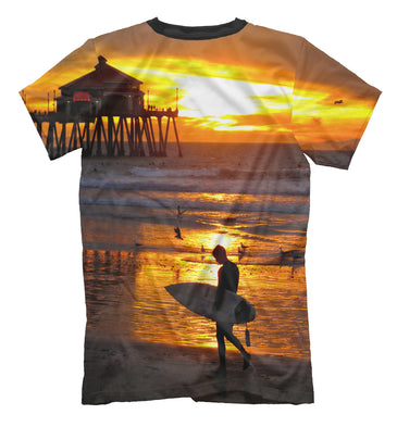 T-shirt T-shirt california | USA-885712-fut-2 photo #2