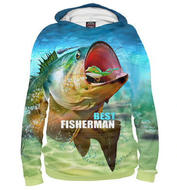 Hoody Hoody best fishermen | FSH-720725-hud photo #1