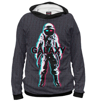 Hoody Hoody 3d galaxy | SPA-531510-hud photo #1