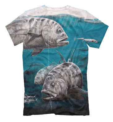 T-shirt T-shirt best fisherman | FSH-729829-fut-2 photo #2