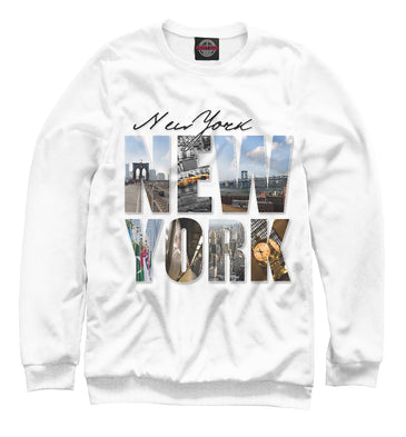 Sweatshirt Sweatshirt new york | USA-524161-swi photo #1