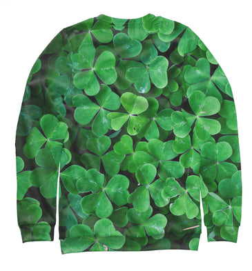 Sweatshirt Sweatshirt clover | MAC-535417-swi photo #2