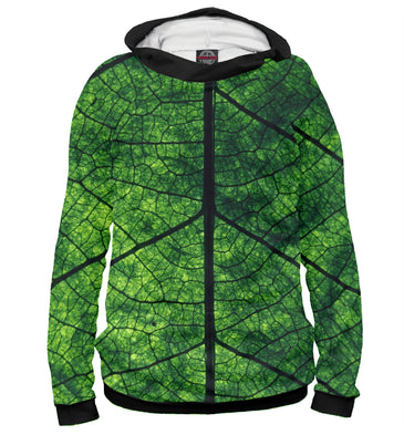 Hoody Hoody leaves | MAC-947749-hud photo #1