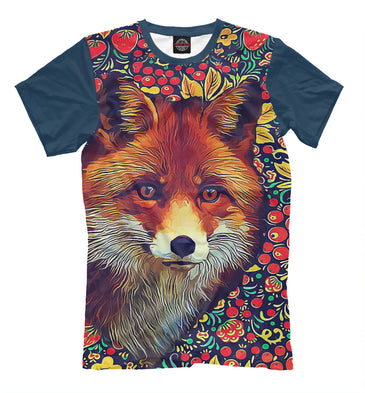 T-shirt T-shirt fox | FOX-766892-fut-2 photo #1