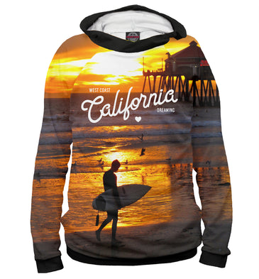 Hoody Hoody california | USA-885712-hud photo #1