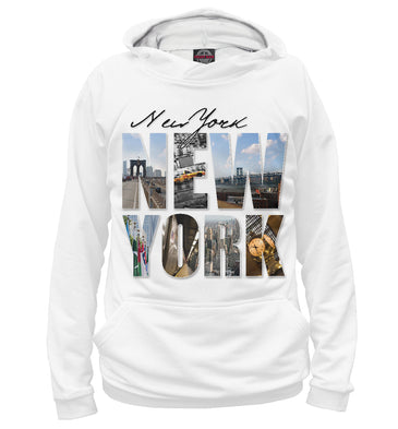 Hoody Hoody new york | USA-524161-hud photo #1