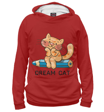 Hoody Hoody dream cat | CAT-185467-hud photo #1