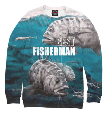 Sweatshirt Sweatshirt best fisherman | FSH-729829-swi photo #1