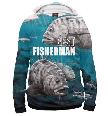 Hoody Hoody best fisherman | FSH-729829-hud photo #1