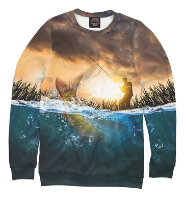 Sweatshirt Sweatshirt fishing | FSH-302113-swi photo #1