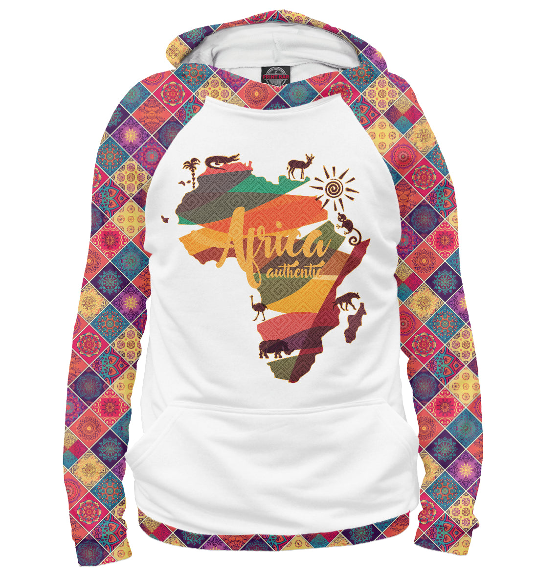 Hoody africa | CTS-225343-hud