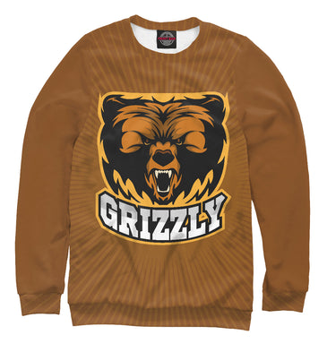 Sweatshirt Sweatshirt grizzly | MED-253869-swi photo #1