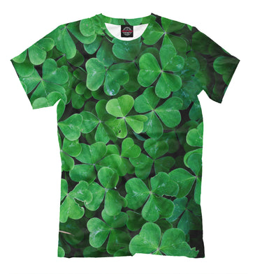 T-shirt T-shirt clover | MAC-535417-fut-2 photo #1