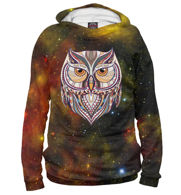 Hoody Hoody space owl | OWL-463396-hud photo #1