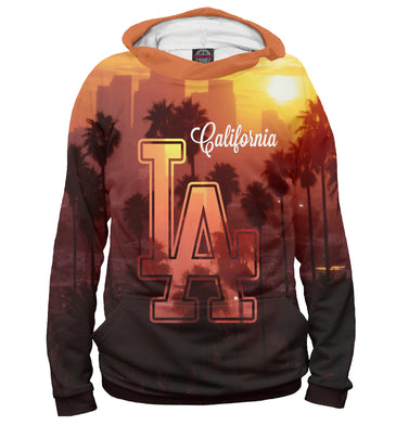Hoody Hoody los angeles | USA-156425-hud photo #1