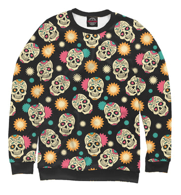 Sweatshirt Sweatshirt day of death | HIP-271313-swi photo #1