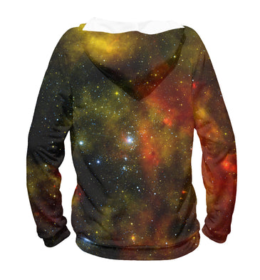 Hoody Hoody space owl | OWL-463396-hud photo #2