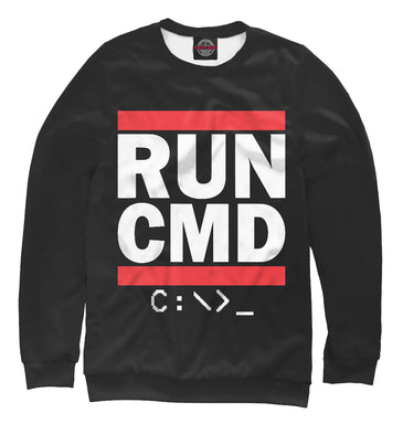 Sweatshirt Sweatshirt run cmd | ITT-532208-swi photo #1