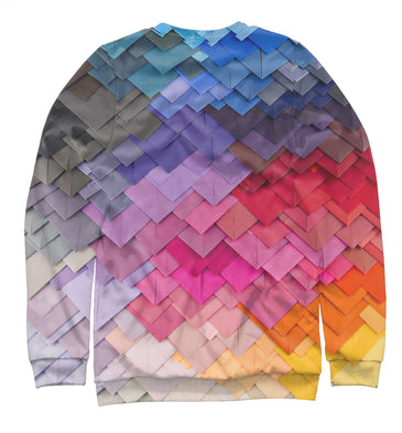 Sweatshirt Sweatshirt v 3d envelopes | GEO-874475-swi photo #2