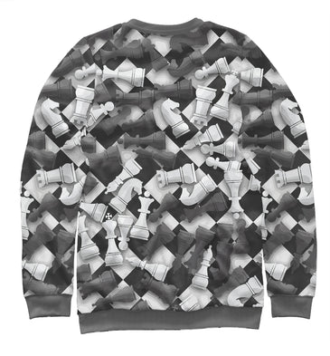 Sweatshirt Sweatshirt chess | CHS-114886-swi photo #2