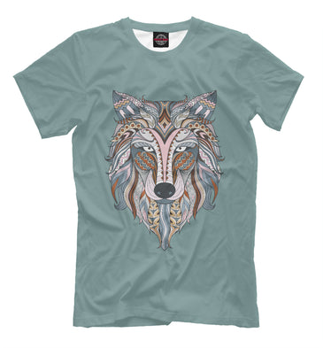 T-shirt T-shirt she wolf | VLF-615268-fut-2 photo #1