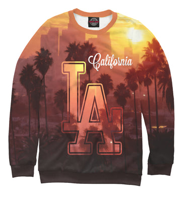 Sweatshirt Sweatshirt los angeles | USA-156425-swi photo #1