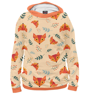 Hoody Hoody fox | FOX-295394-hud photo #1