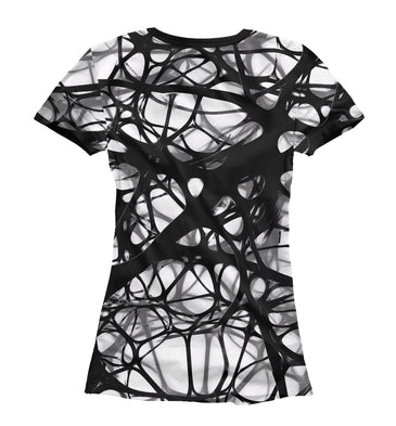 T-shirt T-shirt neurons | MAC-358471-fut-1 photo #2