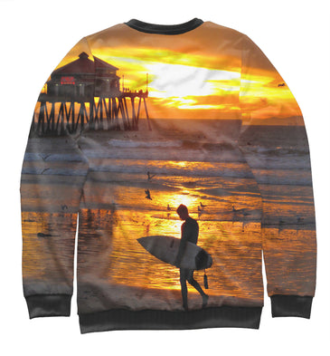 Sweatshirt Sweatshirt california | USA-885712-swi photo #2