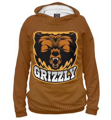 Hoody Hoody grizzly | MED-253869-hud photo #1