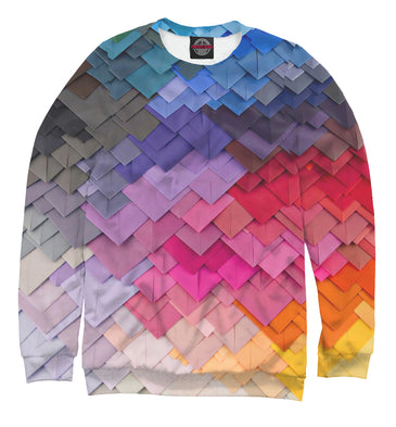 Sweatshirt Sweatshirt v 3d envelopes | GEO-874475-swi photo #1