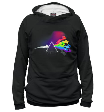 Hoody Hoody pink floyd bunny | HIP-434548-hud photo #1