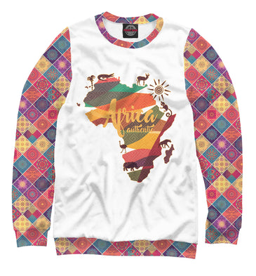 Sweatshirt Sweatshirt africa | CTS-225343-swi photo #1