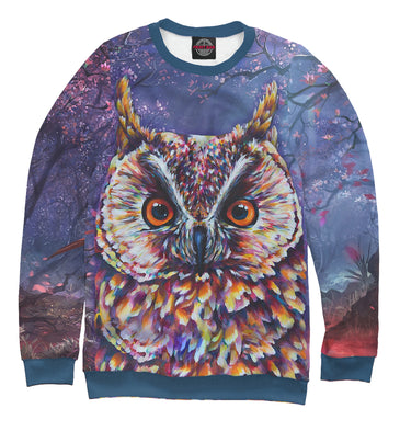 Sweatshirt Sweatshirt owl | OWL-608954-swi photo #1